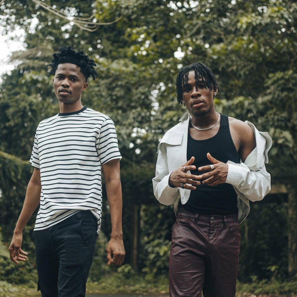joeboy x kwesi arthur - The door - africanmoove